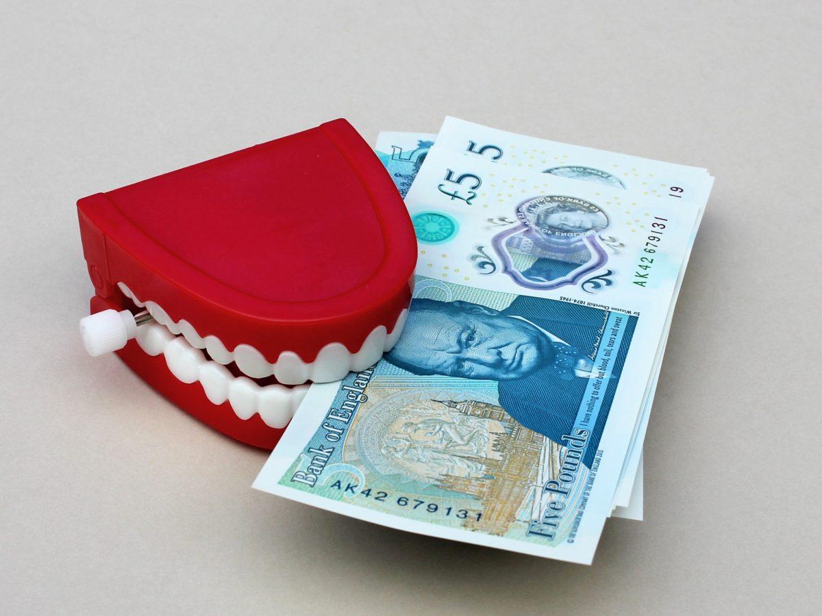 Zła droga odżywiania się to większe deficyty w zębach a także ich zgubę